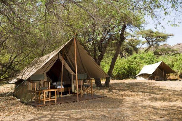 Natron Tented Camp 2