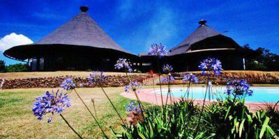 Ngorongoro Sopa Lodge Main Building