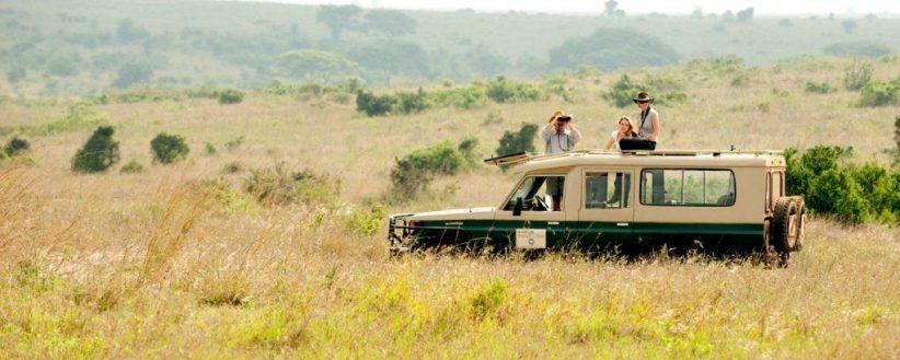 Remote Mara Amboseli Island Adventure