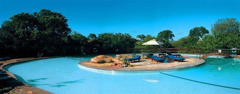 Tarangire Sopa Lodge Swimming Pool