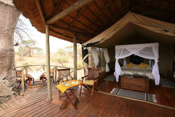 Tarangire River Camp 71