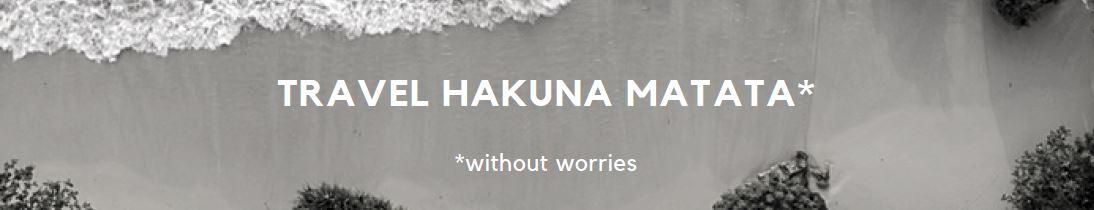 Travel Hakuna Matata