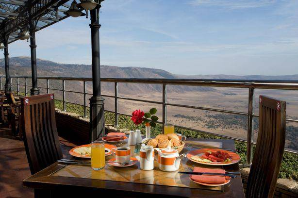 Ngorongoro Wildlife Lodge 4